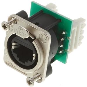 Neutrik NE8FDV-Y110 RJ45 złącze tablicowe IDC 110