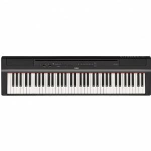 Yamaha P 121 B pianino cyfrowe stage piano (czarne)