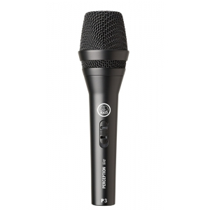 AKG P3S mikrofon dynamiczny z włącznikiem