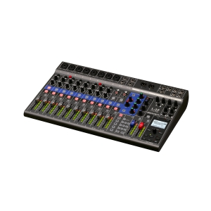 ZooM LiveTrack L-12, interfejs audio, mixer, rejestrator