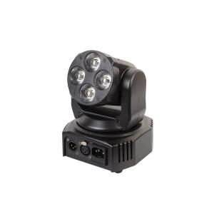 Moxo Robo Wash 1.0 - głowa ruchoma 4x10W RGBWA+UV