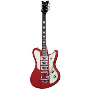 Schecter Ultra III Vintage Red gitara elektryczna