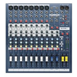 Soundcraft Spirit EPM 8 mikser fonii