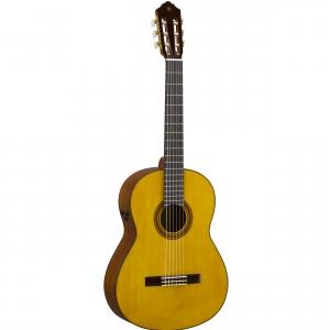 Yamaha CG TA gitara elektroklasyczna TransAcoustic