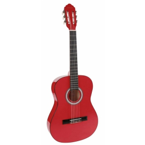 Cortez CG134 gitara klasyczna 3/4 red