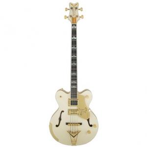 Gretsch G6136B-TP Tom Petersson Signature Falcon 4-String Bass with Cadillac Tailpiece gitara basowa