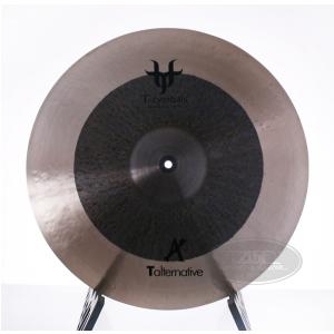 T Cymbals TALTERNATIVE MEDIUM RIDE 21 talerz perkusyjny