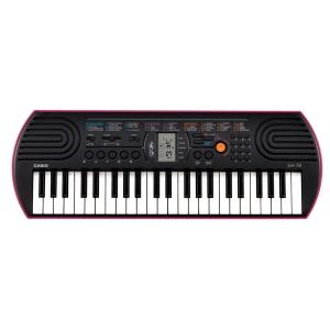 CASIO SA 78 keyboard