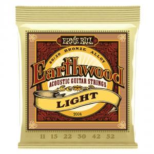 Ernie Ball 2004 Earthwood Light struny do gitary  (...)