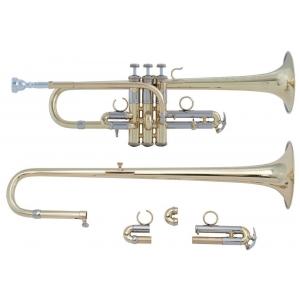 Bach (707293) Trąbka sopranowa w stroju Eb/D ADE190 Artisan