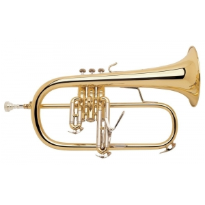 Bach (706670) flugelhorn w stroju Bb 183 Stradivarius