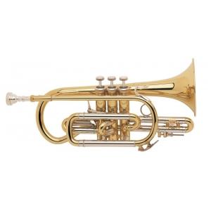 Bach (706640) kornet w stroju Bb 184 Stradivarius