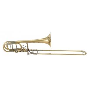 Bach (707183) Puzon basowy w stroju Bb/F/Gb/D 50AF3 Seria Stradivarius