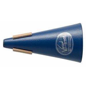 Voigt-Brass (722518) Tłumik Wallace Straight Eufonia, prosta budowa