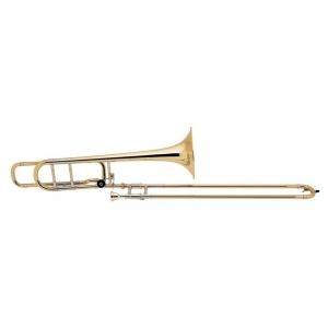 Bach (706812) Puzon tenorowy w stroju Bb/F 36BO Stradivarius
