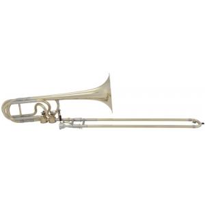 Bach (707250) Puzon basowy w stroju Bb/F/Gb/D 50A3 Stradivarius