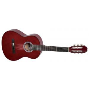 GEWA (PS510125) Gitara koncertowa VGS Basic 1/2 transparentny niebieski