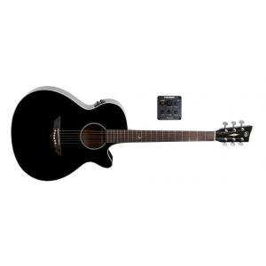 VGS (VG500408) Gitary elektroakustyczne RT-S root  czarny