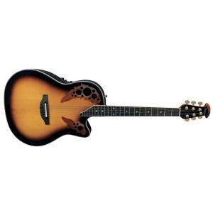 Ovation 2078AX-1 Elite Deep Contour Cutaway Sunburst Gitara elektroakustyczna