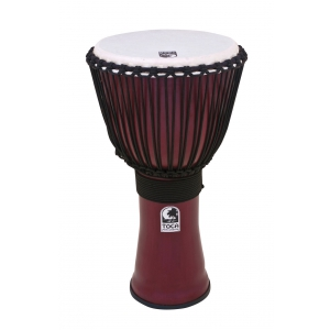 Toca (TO809214) Djembe Freestyle II Rope Tuned Spun Copper