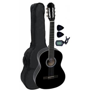 GEWA (PS510176) Gitara koncertowa VGS Basic Set 3/4 czarna