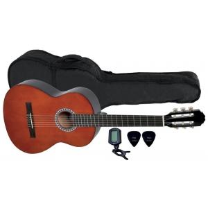 GEWA (PS510180) Gitara koncertowa VGS Basic Set 4/4 odcień miodowy