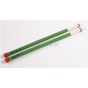 Gładek Hot Rods 4  rózgi perkusyjne (para)