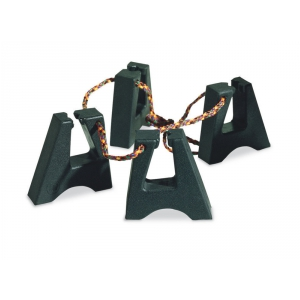 Latin Percussion Gumowe nóżki