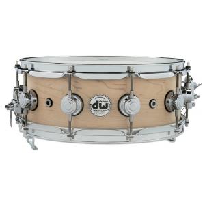 Drum Workshop Snaredrum Super Sonic Solid Maple 14x5,5