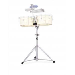 Latin Percussion Statyw do timbalesów Tito Puente Thunder Timbs