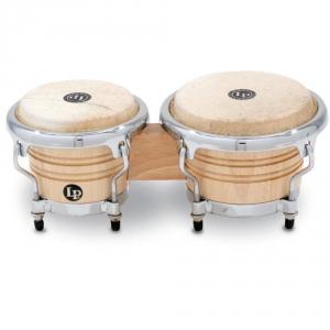 Latin Percussion Bongo Mini Tunable Naturalny