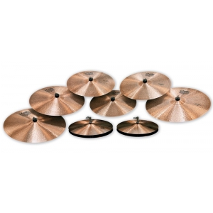 Paiste Singles 2002 Black Big Beat 18