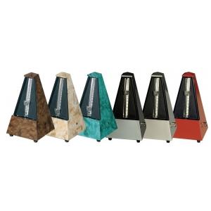 Wittner Metronom Kształt piramidy Drewno korzenne 845001