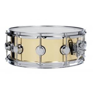 Drum Workshop Snaredrum Mosiądz 14x6,5