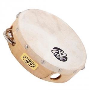 Latin Percussion Tamburyn CP  Wood 8, jeden rząd