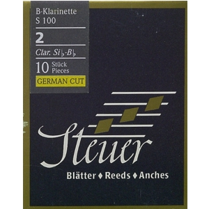 Steuer Stroik Klarnet w stroju Bb Blue Line S100 2