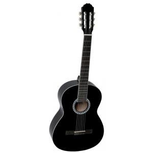 GEWA (PS510356) Gitara koncertowa VGS BasicPlus 4/4 czarna