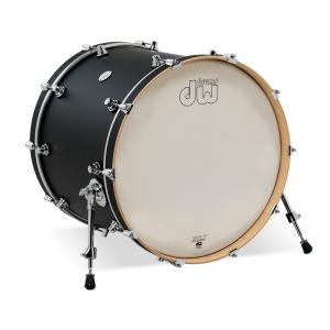 Drum Workshop Bassdrum Black Satin