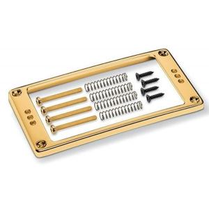Schaller (SC901446) Ramka dla Humbucker 3-otwory  złoty