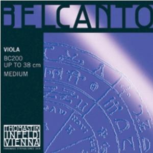 Thomastik (637145) Belcanto struny do altówki - Set - BC200