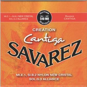 Savarez (656297) 510MR Cantiga struny do gitary klasycznej - Normal