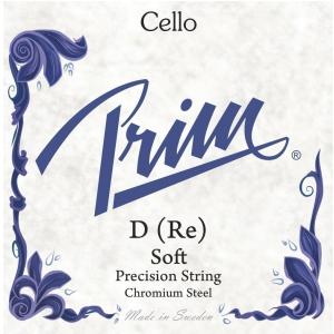 Prim (640035) struna do wiolonczeli - D - Medium 4/4