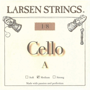 Larsen (639588) struna do wiolonczeli - C 1/8