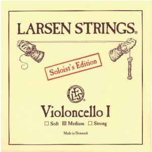 Larsen (639415) struna do wiolonczeli - A Solo - Strong 4/4