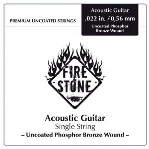 Fire&Stone (667120) struna pojedyncza Phosphor Bronze - .020in./0,51mm