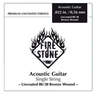 Fire&Stone (666841) struna pojedyncza 80/20 Bronze - .041in./1,04mm
