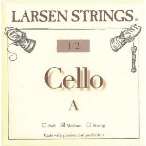Larsen (639565) struna do wiolonczeli - A 1/2