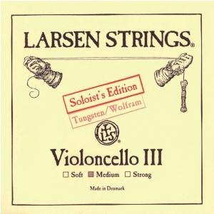 Larsen (639433) struna do wiolonczeli - G Solo - Soft 4/4