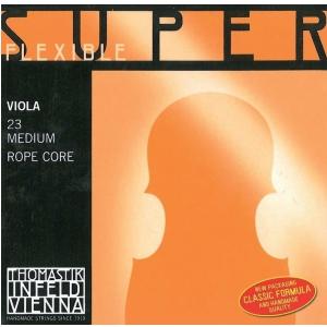 Thomastik (637724) Superflexible Rope Core struny do altówki - Set miękki - 23w