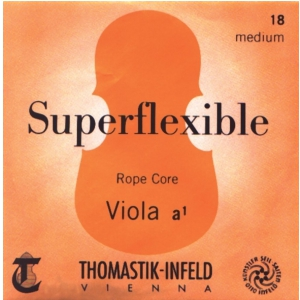 Thomastik (637718) Superflexible Rope Core struna do altówki - C miękka - S21w
